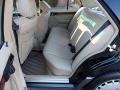 Rear Seat of 1993 E Class 300 E Sedan