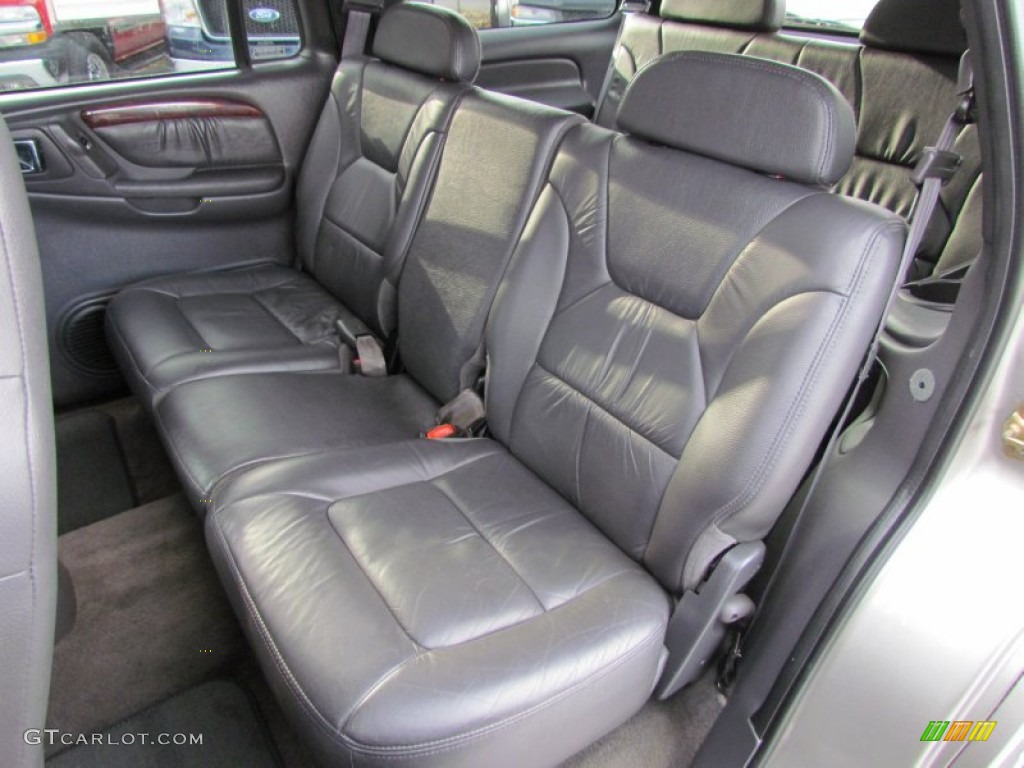 2000 dodge durango slt 4x4 rear seat photo 77522075. Black Bedroom Furniture Sets. Home Design Ideas