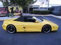1997 Yellow Ferrari F355 Spider  photo #18