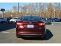 2013 Bordeaux Reserve Red Metallic Ford Fusion SE 1.6 EcoBoost  photo #4