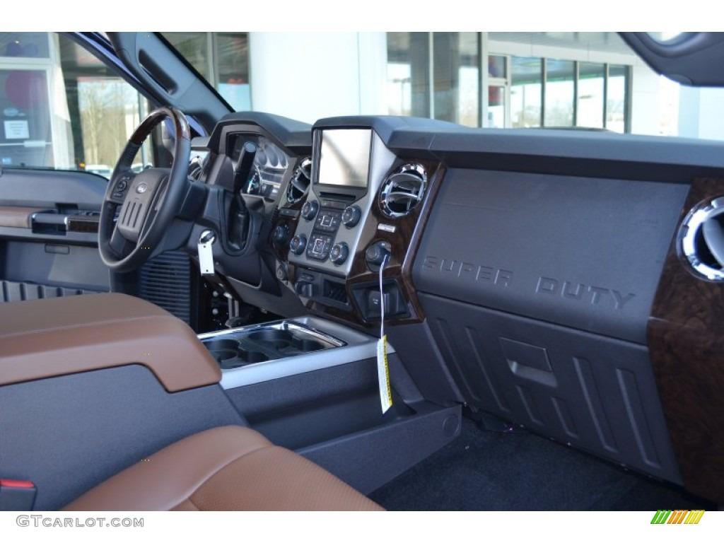2013 Kodiak Brown Metallic Ford F250 Super Duty Platinum Crew Cab 4x4