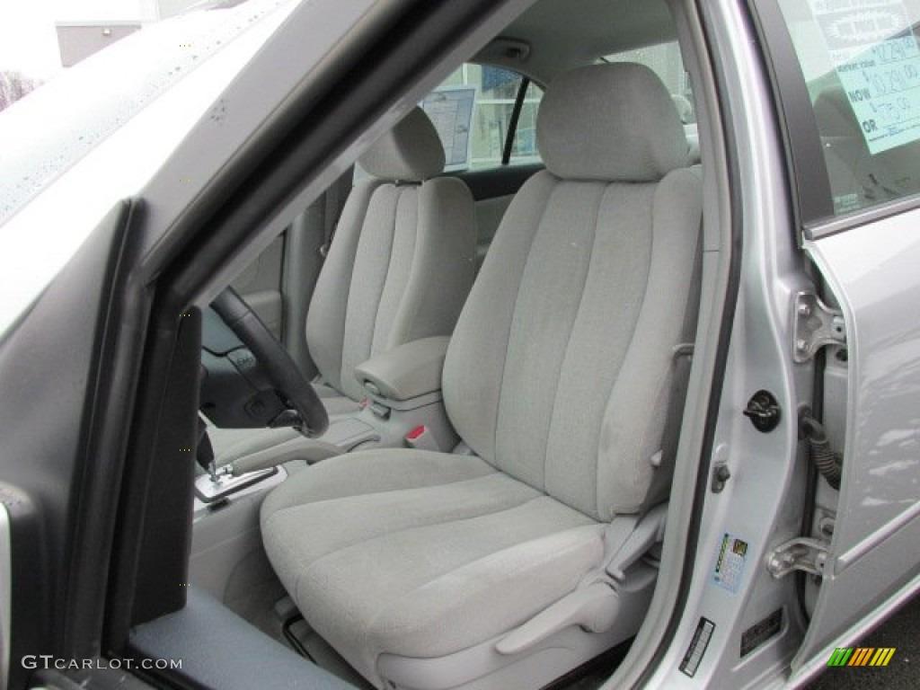 2006 Hyundai Sonata Lx V6 Interior Color Photos