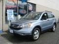 2010 Glacier Blue Metallic Honda CR-V LX AWD  photo #1