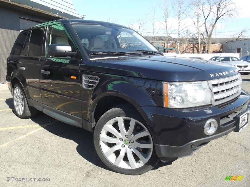 road test review 2006 land rover range rover sport autos. Black Bedroom Furniture Sets. Home Design Ideas