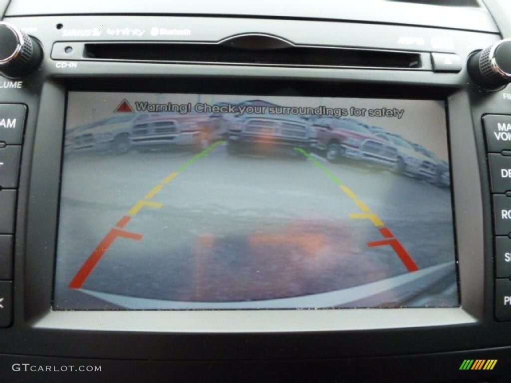 2011 Sorento SX V6 AWD - Bright Silver / Black photo #17