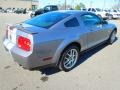 2007 Tungsten Grey Metallic Ford Mustang Shelby GT500 Coupe  photo #5