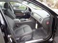 Warm Charcoal 2013 Jaguar XF Interiors