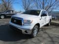 2013 Super White Toyota Tundra SR5 TRD Double Cab 4x4  photo #3