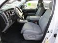 2013 Super White Toyota Tundra Platinum CrewMax 4x4  photo #8