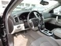 Light Titanium 2008 GMC Acadia Interiors