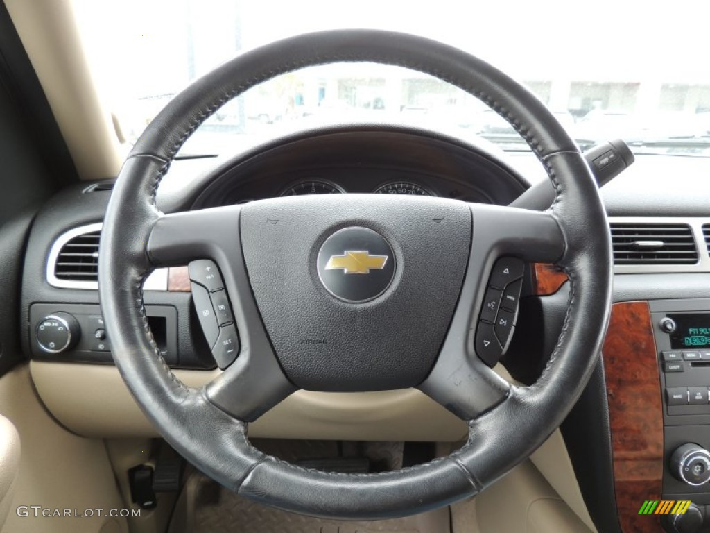 2007 chevrolet tahoe lt steering wheel photos. Black Bedroom Furniture Sets. Home Design Ideas