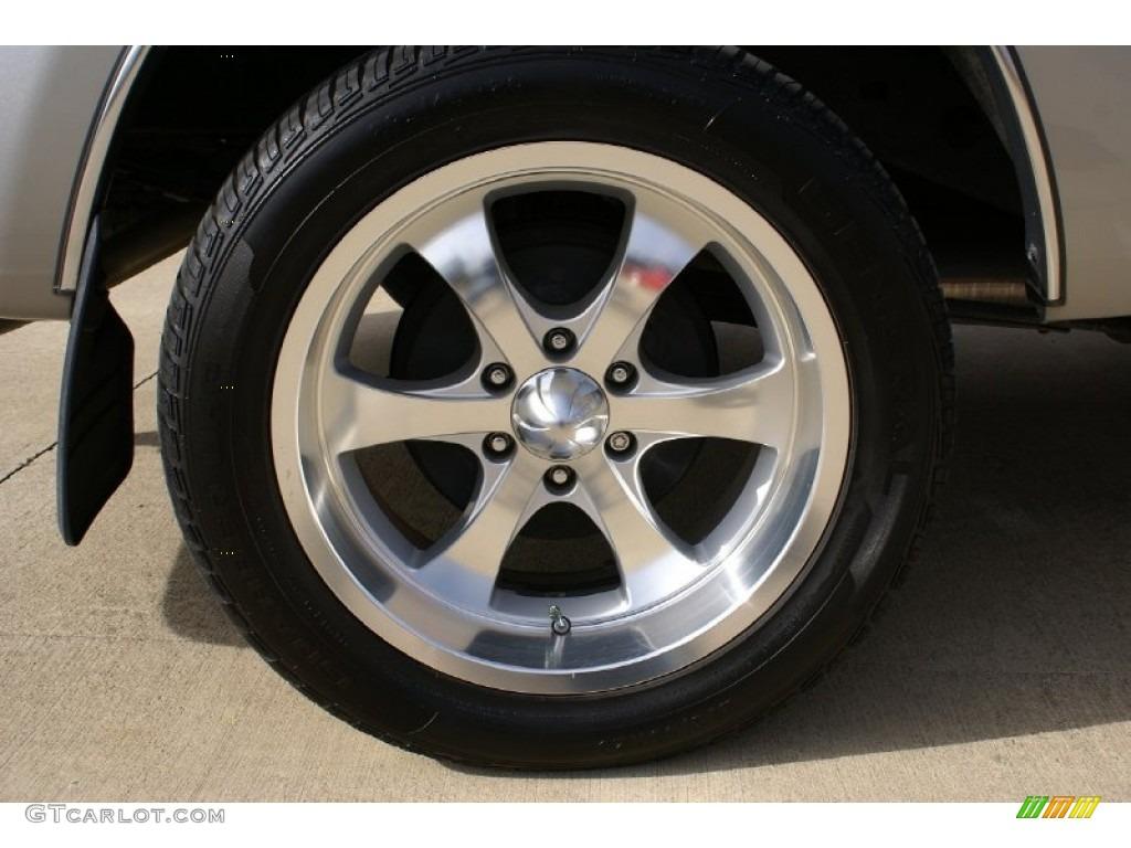 2006 Toyota Tundra Darrell Waltrip Double Cab Wheel Photo