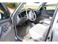 2006 Toyota Tundra Light Charcoal Interior Prime Interior Photo