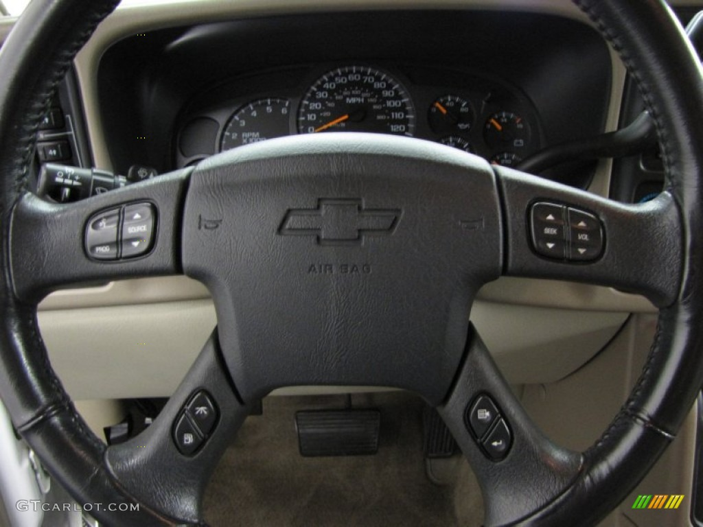 2004 chevrolet tahoe z71 4x4 steering wheel photos. Black Bedroom Furniture Sets. Home Design Ideas