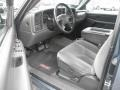 Dark Pewter 2006 GMC Sierra 1500 Interiors