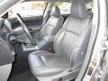 Dark Slate Gray/Medium Slate Gray Front Seat Photo for 2005 Chrysler 300 #77577162