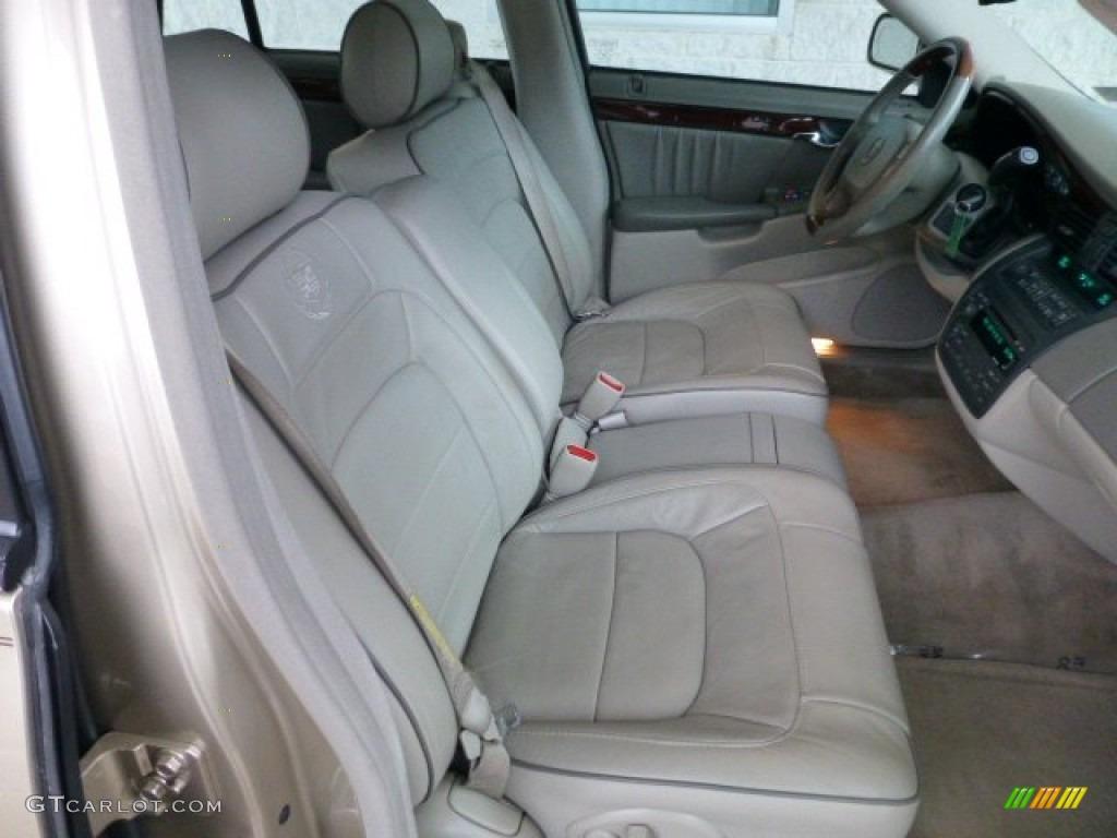 2005 Cadillac Deville Sedan Interior Photos