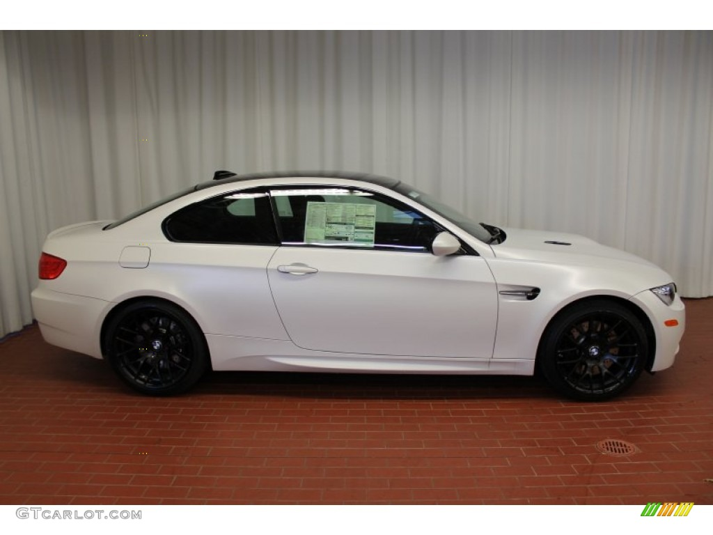 Frozen White 2013 Bmw M3 Frozen Limited Edition Coupe