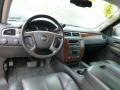 Ebony 2007 Chevrolet Avalanche Interiors