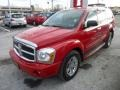 Flame Red 2005 Dodge Durango Gallery
