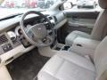 Khaki 2005 Dodge Durango Interiors