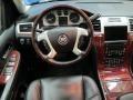 2009 Cadillac Escalade Ebony/Ebony Interior Dashboard Photo