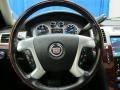 2009 Cadillac Escalade Ebony/Ebony Interior Steering Wheel Photo