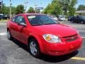 2007 Victory Red Chevrolet Cobalt LS Coupe  photo #1