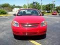 2007 Victory Red Chevrolet Cobalt LS Coupe  photo #2