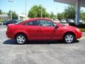 2007 Victory Red Chevrolet Cobalt LS Coupe  photo #8