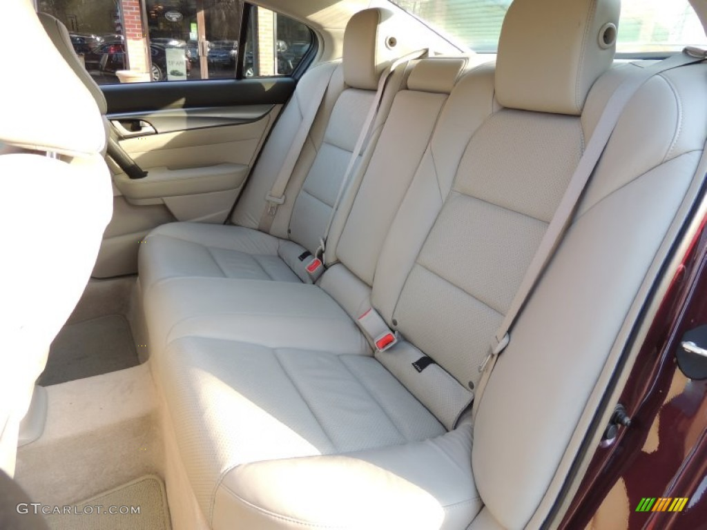 Service Manual Removing Back Seat On A 2008 Acura Tl Acura Tl Front Leather Seat