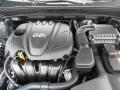 2.4 Liter DOHC 16-Valve D-CVVT 4 Cylinder 2013 Hyundai Sonata SE Engine