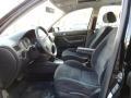 Black 2004 Volkswagen Jetta Interiors