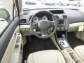 Ivory Dashboard Photo for 2013 Subaru Impreza #77599504