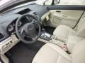 Ivory Prime Interior Photo for 2013 Subaru Impreza #77599545