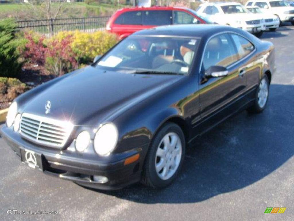 2000 designo espresso metallic mercedes benz clk 320 coupe 7753401 car color. Black Bedroom Furniture Sets. Home Design Ideas