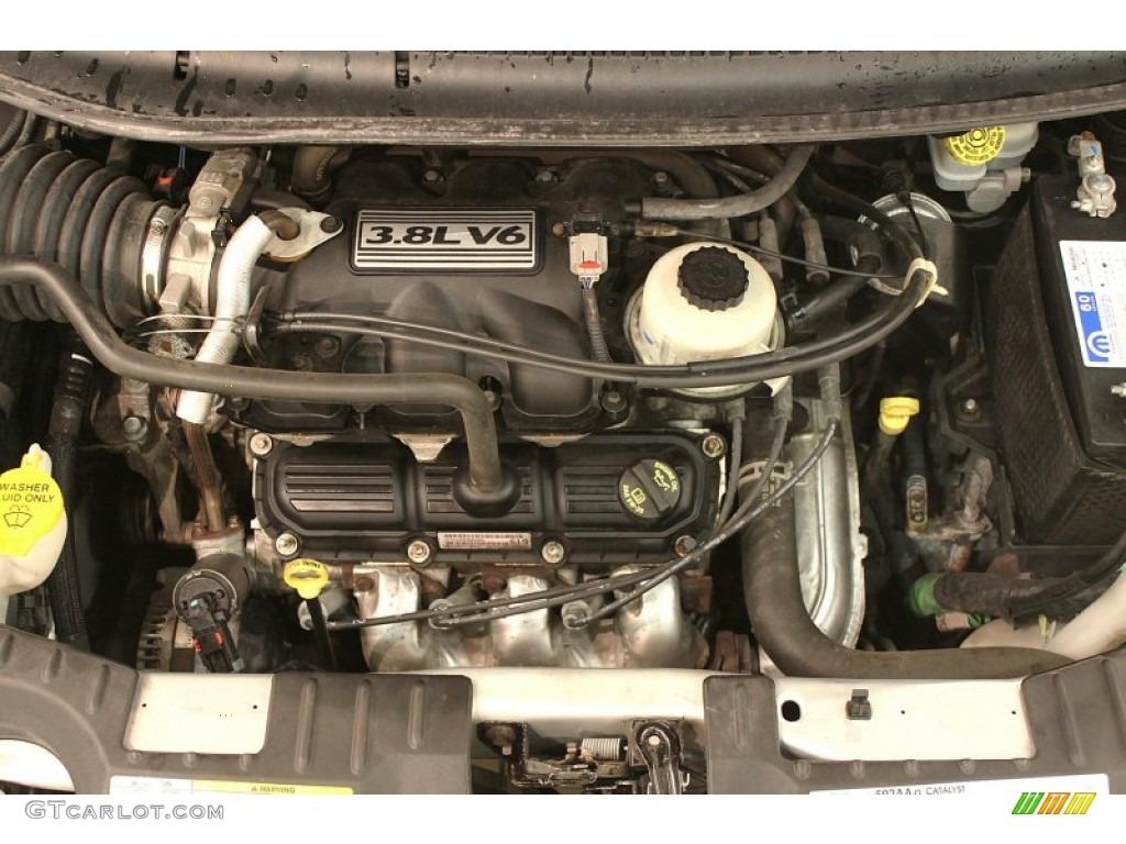 2006 Dodge Grand Caravan Sxt Engine Photos Gtcarlot Com