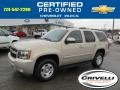 2009 Gold Mist Metallic Chevrolet Tahoe LT 4x4 #77555865