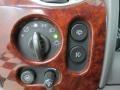 2007 GMC Envoy Light Gray Interior Controls Photo