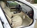 Barley/Truffle 2013 Jaguar XF Interiors