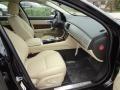 Barley/Warm Charcoal 2013 Jaguar XF Interiors