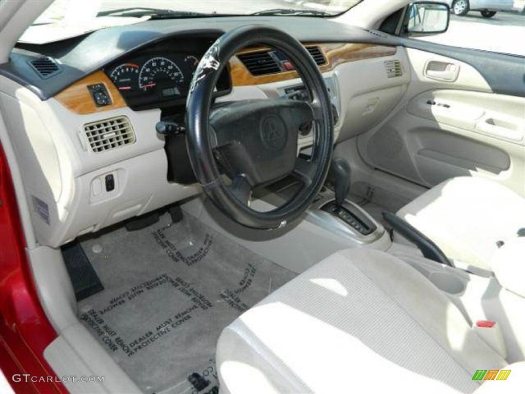 Gray Interior 2004 Mitsubishi Lancer Es Photo 77619279 Gtcarlot Com