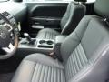 Dark Slate Gray Front Seat Photo for 2013 Dodge Challenger #77623284