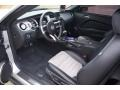 2010 Ford Mustang ROUSH Charcoal Black/Red Interior Interior Photo