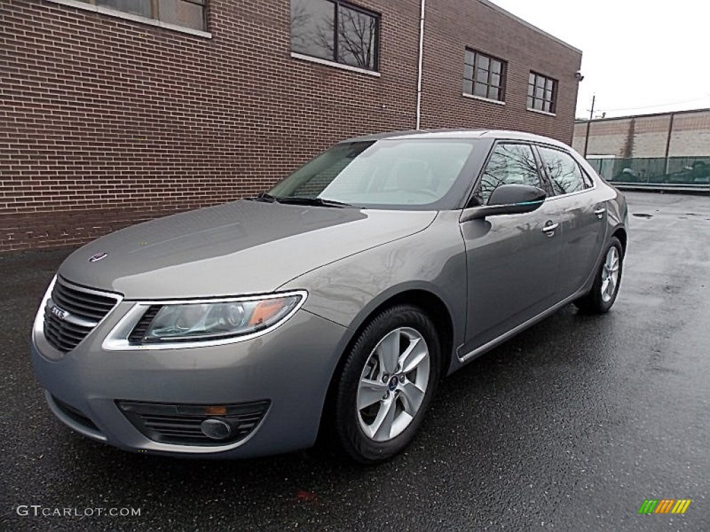 2011 oak beige metallic saab 9 5 turbo4 sedan 77611402. Black Bedroom Furniture Sets. Home Design Ideas