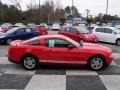 2011 Race Red Ford Mustang V6 Coupe  photo #3