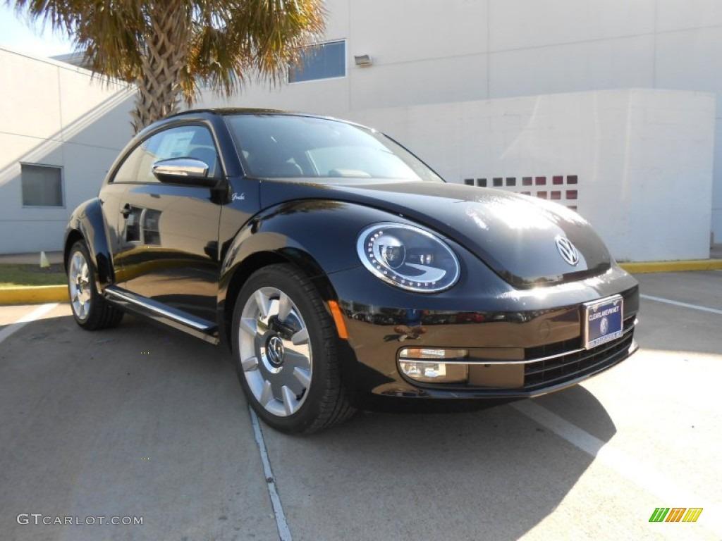 Images volkswagen coccinelle fender volkswagen coccinelle fender en - Black Volkswagen Beetle Volkswagen Beetle Turbo Fender Edition