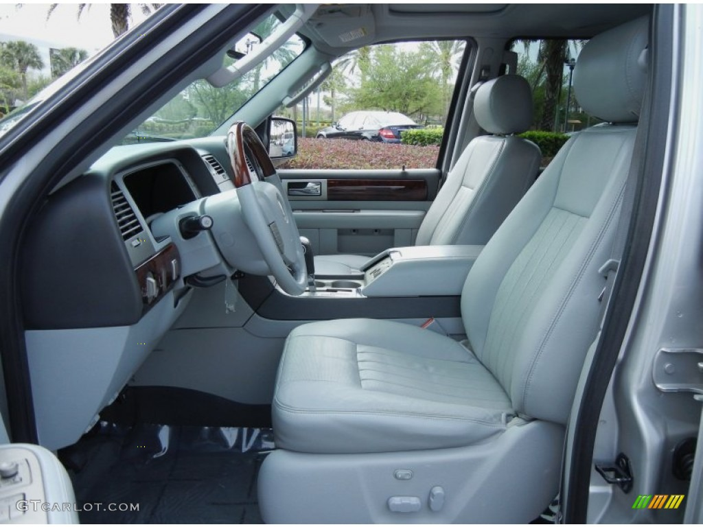 2006 Lincoln Navigator Luxury 4x4 Interior Photos
