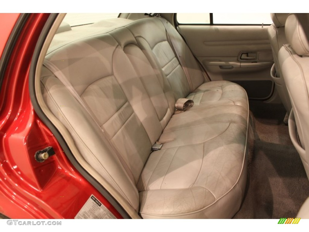 1999 Ford Crown Victoria LX Rear Seat Photo #77644953 ...