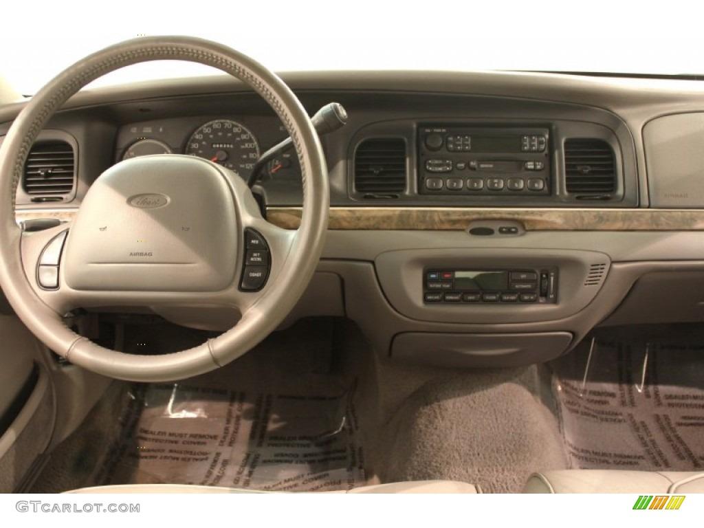 1999 Ford Crown Victoria Lx Dashboard Photos